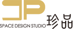 珍品空間設計 JP SPACE DESIGN STUDIO Logo